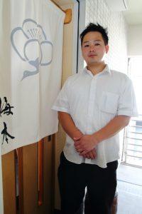 日本料理 梅本 梅本 貴司 氏