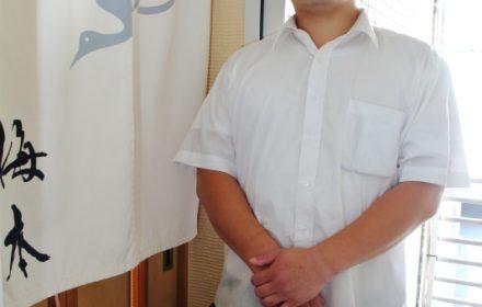 日本料理 梅本 <br>梅本 貴司 氏